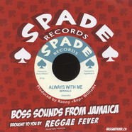 Imperials, The / Al Senior Pone, Ranny Williams & The Hippy Boys - Always With Me  / Sad Feelings