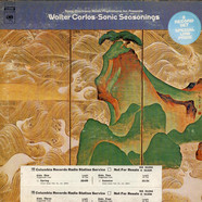 Walter Carlos - Sonic Seasonings