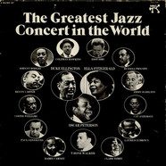 V.A. - The Greatest Jazz Concert In The World