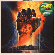 Stefano Mainetti - OST Zombi 3 Black Vinyl Edition