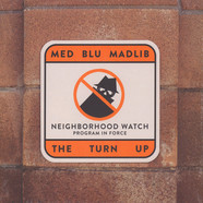 MED / Blu / Madlib - The Turn Up EP