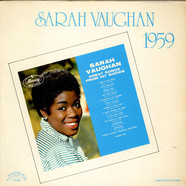 Sarah Vaughan - Sings Great Songs From Hit Shows Vol. 1
