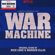 Nick Cave & Warren Ellis - OST War Machine Colored Vinyl Edition (A Netflix Original Soundtrack)