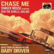 Danger Mouse - Chase Me Feat. Run The Jewels and Big Boi