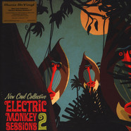 New Cool Collective - Electric Monkey Sessions 2 Blue Vinyl Edition
