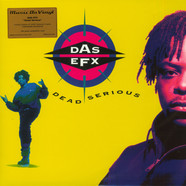 Das Efx - Dead Serious Colored Vinyl Edition