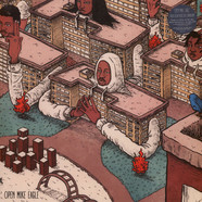 Open Mike Eagle - Brick Body Kids Still Daydream Red Vinyl Edition