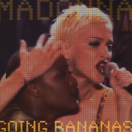 Madonna - Going Bananas Coloured Vinyl Edition