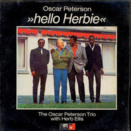 Oscar Peterson Trio, The With Herb Ellis - Hello Herbie