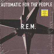 R.E.M. - Automatic For The People 25th Anniversary Vinyl Edition