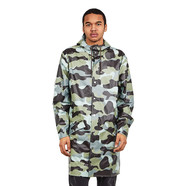 RAINS - AOP Long Jacket