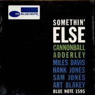 Cannonball Adderley, Miles Davis, Hank Jones, Sam Jones, Art Blakey - Somethin' Else