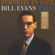 Bill Evans Trio - Portrait In Jazz Gatefold Sleeve Edition