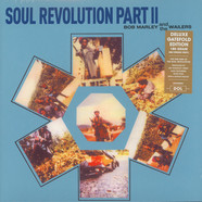 Bob Marley & The Wailers - Soul Revolution II Gatefold Sleeve Edition