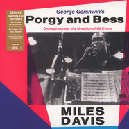 Miles Davis - Porgy And Bess Gatefold Sleeve Edition