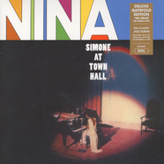 Nina Simone - At Town Hall Gatefold Sleeve Edition