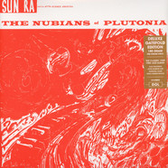Sun Ra & His Arkestra - The Nubians Of Plutonia Gatefold Sleeve Edition