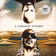 Common vs. Stevie Wonder - A Common Wonder Limited Red Vinyl Edition