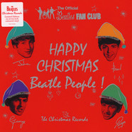 Beatles, The - The Christmas Records