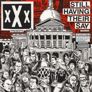 V.A. - XXX Presents: Still Having Their Say Green Vinyl Edition