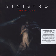 Sinistro - Sangue Cassia Red Vinyl Edition