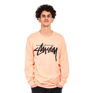 Stüssy - Old Stock LS Tee
