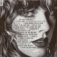 Taylor Swift - Reputation Picture Disc Edition