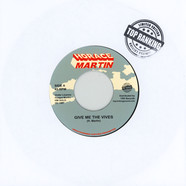 Horace Martin - Give Me The Vives