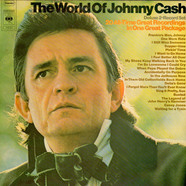 Johnny Cash - The World Of Johnny Cash