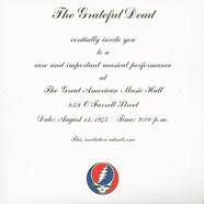 Grateful Dead, The - One From The Vault