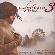Inon Zur - OST Syberia 3 Colored Vinyl Edition