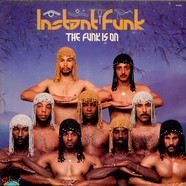 Instant Funk - The Funk Is On