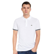 Lacoste - Embroidered 2 Ply Regular Pique Polo Shirt