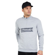 Lacoste - Brushed Fleece Sweatshirt