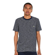 Lacoste - Floated Jacquard Jersey T-Shirt