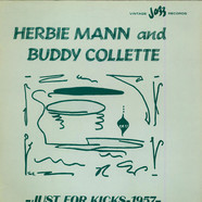 Herbie Mann And Buddy Collette - Just For Kicks - 1957