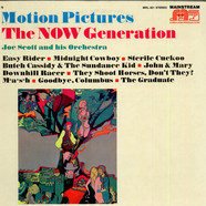 Joe Scott And His Orchestra - Motion Pictures - The NOW Generation