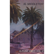 XL Middleton - G-Funk Vibes Volume 2