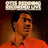 Otis Redding - Recorded Live (Previously Unreleased Performances)