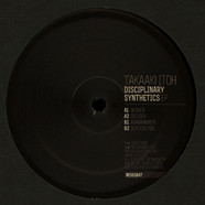 Takaaki Itoh - Disciplinary Synthetics EP
