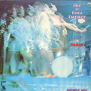 Ike & Tina Turner - Live In Paris
