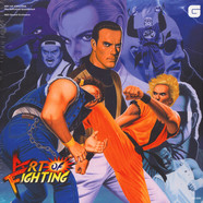 Neo Sound Orchestra - OST Art of Fighting Blue Vinyl Edition