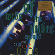 Lords Of The Underground - Here Come The Lords Green Vinyl Edition