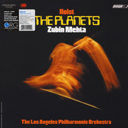 Holst, Los Angeles Philharmonic Orchestra, Zubin Mehta - The Planets