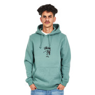 Stüssy - Tribe Man Applique Hood