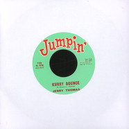 Jerry Thomas / D.C. Washington - Kurry Bounce / Ther Mohawk