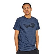 Patagonia - Pickup Lines Cotton Poly T-Shirt