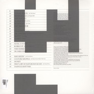 Dabrye - Three/Three Black Vinyl Edition