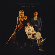 Sunflower Bean - Twentytwo In Blue Black Vinyl Edition