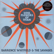 Barrence Whitfield & The Savages - Soul Flowers Of Titan